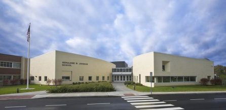 Antinozzi Associates, Geraldine Johnson Elementary School, Bridgeport Connecticut