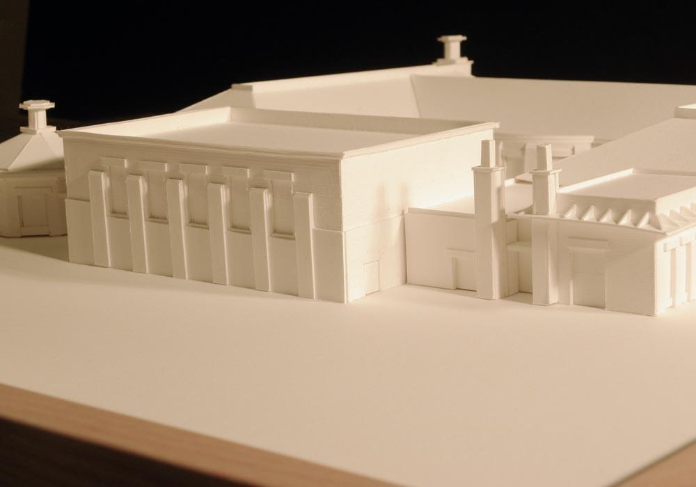 Stratford Academy – Honeyspot House
