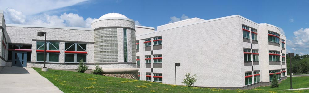 Antinozzi Associates, Education Architecture, Thomas Edison Magnet Middle School, Meriden, Connecticut
