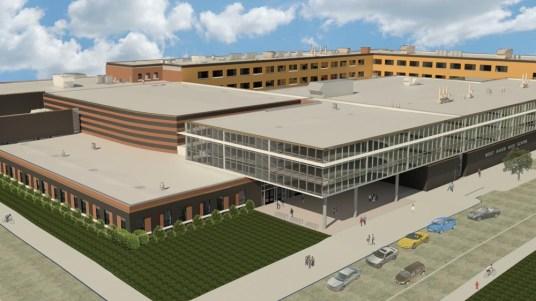 West Haven High School, Educational Architecture, Antinozzi Associates