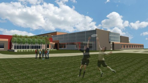 West Haven High School, Educational Architecture, Antinozzi Associates