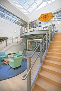 Antinozzi Associates, Corporate Architecture, Ryan Partnership, Wilton, Connecticut