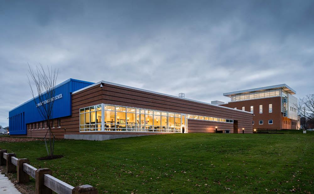 Antinozzi Completes Work on Eli Whitney Tech