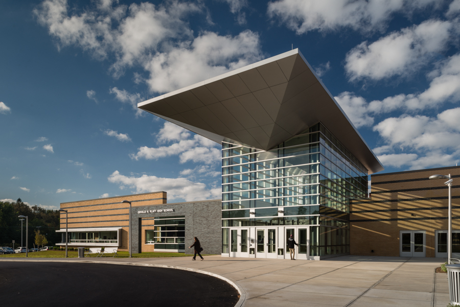 Orville H. Platt High School Awarded Best in K-12 Education by Engineering News-Record