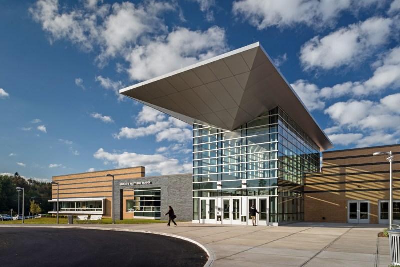 Antinozzi Associates Completes Work on Orville H. Platt High School