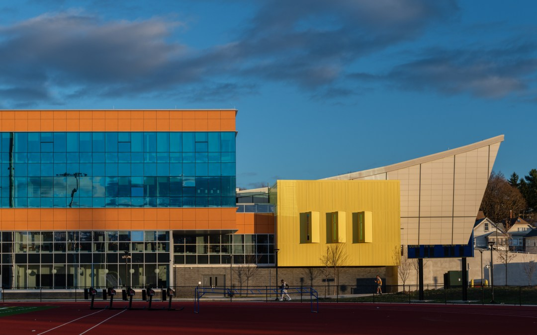 Harding High School Project Featured in Modern Steel Construction