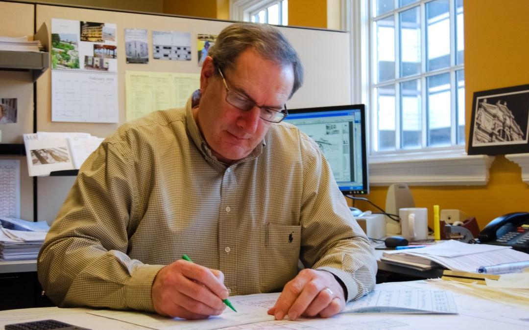 Bill Mead, AIA Retires from Antinozzi Associates