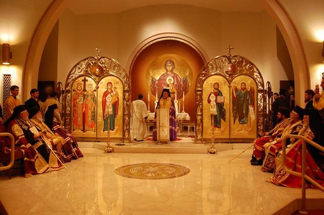 Bishop MARK Celebrates Sunday of Orthodoxy in Chicago