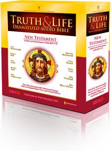 Truth & Life Dramatized Audio Bible Archives - Antioch Team