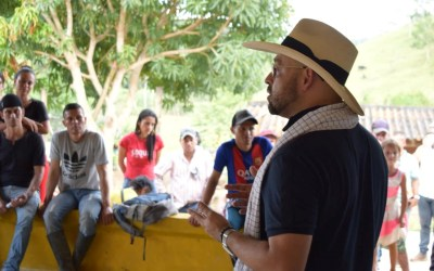 Municipio de Vegachí se fortalece a través de la comunidad