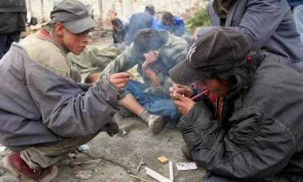 La otra pesadilla: drogadictos en abstinencia