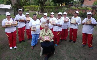San Jerónimo prioriza atención a los adultos mayores
