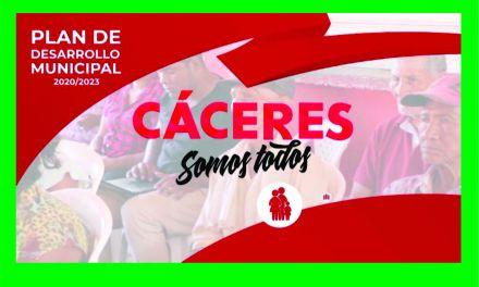 Alcaldía de Cáceres socializa su Plan de Desarrollo