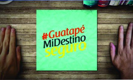 Guatapé quiere convertirse en un destino seguro
