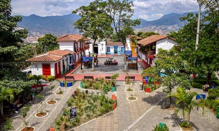 Reinicio de obras en el Cerro Nutibara