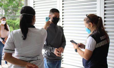 Bello informa a sus habitantes como va la ciudad con el coronavirus