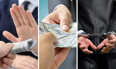 Si llegara a ser cierto, la corrupción alcanzaría un nuevo nivel