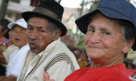 El adulto mayor en San Roque