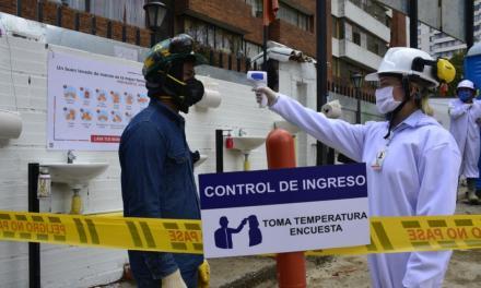 Medellín verifica cumplimiento de protocolos