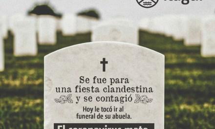 En Itagüí lanzan campaña impactante