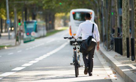 Remedios habla sobre la movilidad sostenible
