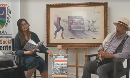 Nuevo libro de Guillermo Zapata versa sobre Barbosa