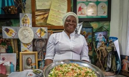 Mujeres afrodescendientes de Moravia participan en Ibercocinas