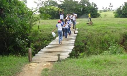 Olimpiadas Ambientales en Santo Domingo