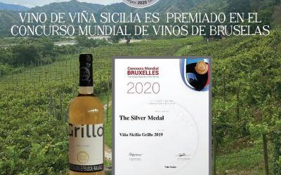 El vino de Viña Sicilia que es fabricado en Olaya es premiado a nivel mundial