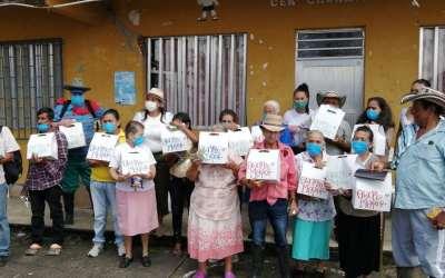 La Alcaldía de Valdivia se dirige a las zonas rurales para realizar diferentes actividades