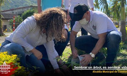 Cisneros quiere preservar el medio ambiente