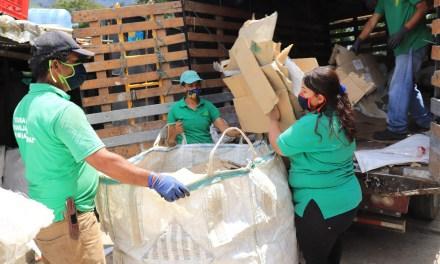 La Estrella enseña a reciclar a sus habitantes