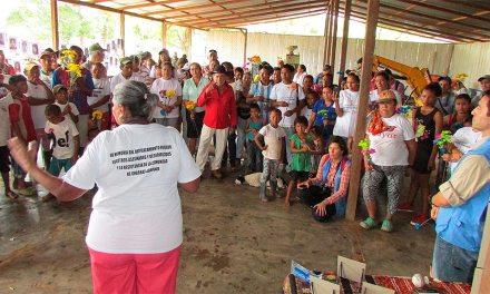 Primer pacto del Plan de Desarrollo de Santo Domingo