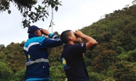 Andes cuenta con cuatro guardabosques