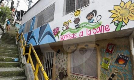 Biblioteca comunitaria dará símbolo de paz en Altavista