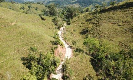 Pavimentación en las vías de Caracolí