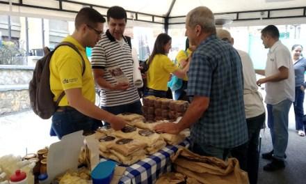 En Girardota apoyan a los emprendedores campesinos
