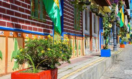 Guatapé realiza jornadas de identidad y color