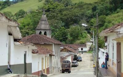 Turismo comunitario en Titiribí