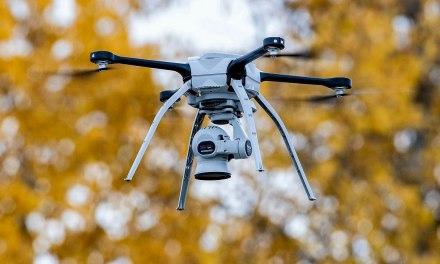 Patrullajes aéreos con drones en Sonsón