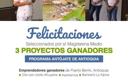 Puerto Berrío sobresale en los emprendimientos