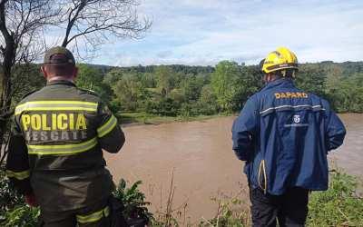 Se halló un cuerpo sin vida en el río Sucio de Mutatá