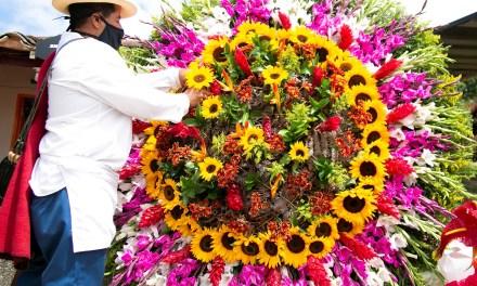 Finalizó la edición 63 de la Feria de Flores