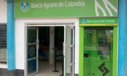 San Juan de Urabá tendrá Banco Agrario