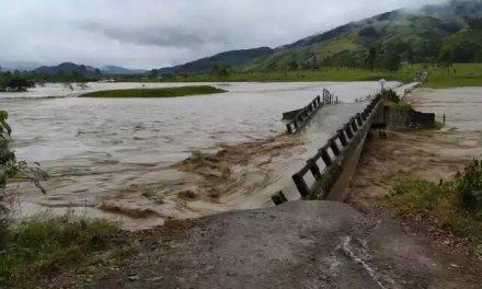 Urrao, otro municipio afectado por las fuertes lluvias