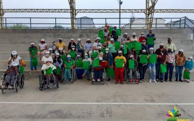 Amalfi conmemora a las personas en condición de discapacidad