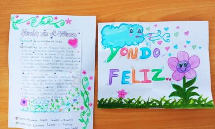 Yondó realiza una nueva alternativa para mostrar los sueños que tienen los niños y niñas de la localidad