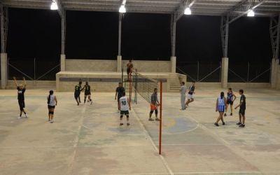 Anorí implementa el deporte en sus habitantes