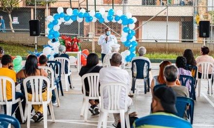Girardota realizó una jornada de acompañamiento con los habitantes