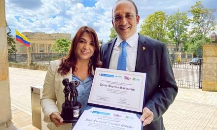Itagüí gana premio nacional